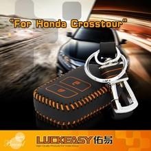 Second Generation car key case for Honda Crosstour wallet holder remote key cover