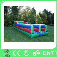 Funny popular Inflatable bungee run,basketball dunk bungee for sale