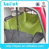 Pet accessories pet seat protector hammock car seat cover for dog pet