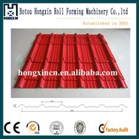 metal roof tile roll forming machine,lightweight bamboo house design concrete roof tile