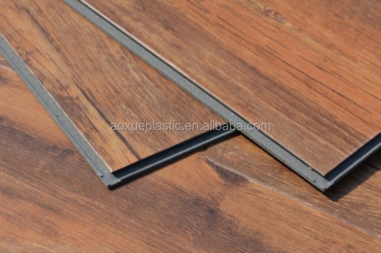 Piastrelle ad incastro/plastica pvc effetto legno pavimenti/più basso ...