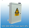 GPRS Power Cable Intruder Detection alarm S250 for GPRS Power Generation and harsh ,outdoor and remote infrastructure