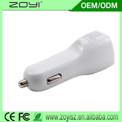 2015 new stylish car charger dc 9v 2a with great price