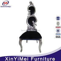 new design XYM furniture high seat back king chair