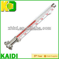 Glass Water and oil magnetic Level Indicator