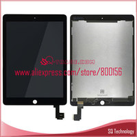 2015 NEWEST!! For Apple For iPad Air 2 LCD For iPad 6 LCD Display With Digitizer Black