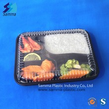 PP Disposable Plastic Lunch Container