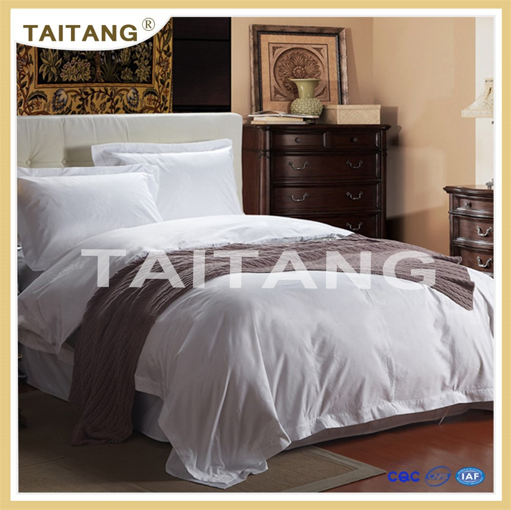 Wholesale High Quality 100 Cotton White 5star Hotel