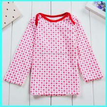 2015 Autumn kids long sleeve t-shirt printed, t shirt manufacturer china