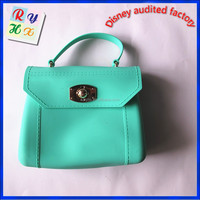 Best selling hot new products for 2015 silicone shoulder bag, silicone beach bag, silicone rubber bag