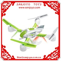 4 axis LCD ufo Remote Control Toys with a Key to Return Function 360-degree Flip Drone with HD camera 1315S