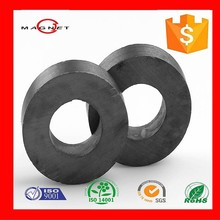 permanent ferrite magnet ring for sound system