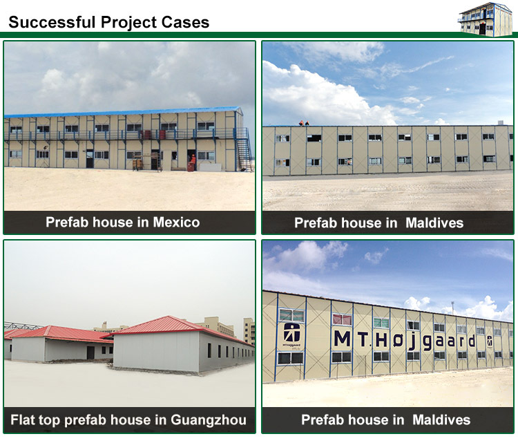 low prices warehouses africa foshan prefab building