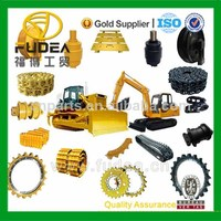 Komatsu excavator spare parts track shoe ,excavator and bulldozer spare part