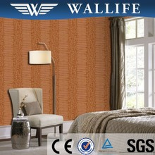 DK60605 Latest decorative brick washable texture vinyl design wallpaper