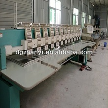 12 heads tajima embroidery machine tfgn-912