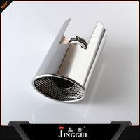 china stainless steel exhaust resonator muffler factory