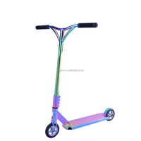 China Alibaba Blitz High End Custom Bmx Two Wheel Rainbow Adult Scooter For Sale