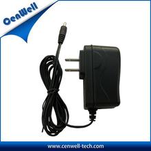 usb output or dc output optional cenwell ac adapter 12v 1a fcc us plug