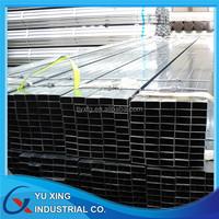 material ss400 equivalent rectangular tube
