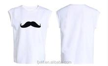OEM wholesale tee shirt printing company logo t shirts