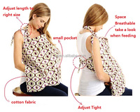 cotton nursing cover breast feeding cover nursing wrap
