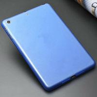 2015 Best Quality Fashion colorful tpu case for ipad mini,transparent customized cover for ipad mini, tpu case for ipad mini
