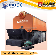 travelling chain grate boilers coal fired applied in animal or fish feed mills