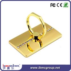Hotsale diamond ring shape armband phone holders