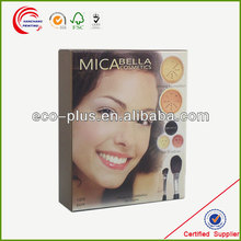 Caliente venta de envases de cosméticos, fabricante en Shangai