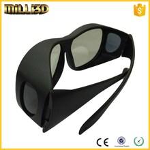 Usa e getta in plastica nera occhiali 3d acquistare on-line