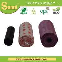 Factory customized biodegradable dog poop catcher