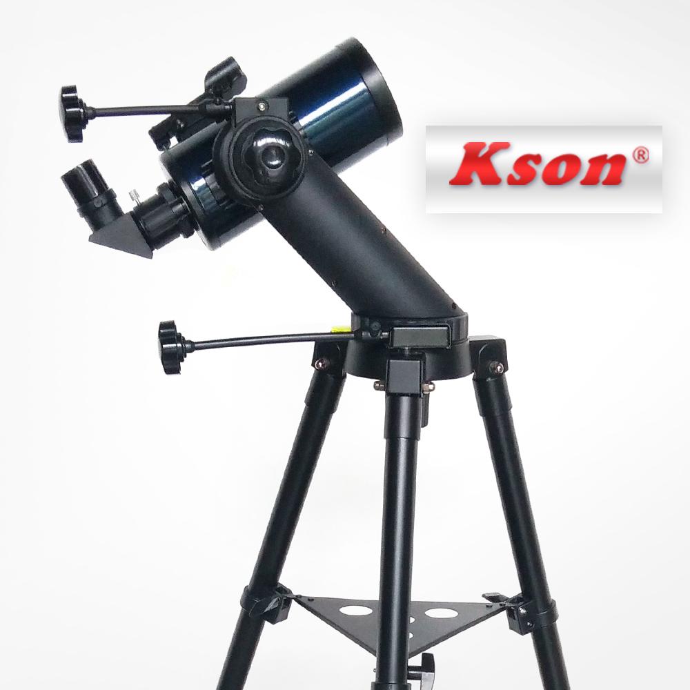 80mm ouverture 1000mm longueur focale 80mm astronomique ciel maksutov cassegrain télescope avec trépied