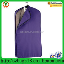 2015 New Product Foldable Garment Bag for Suit