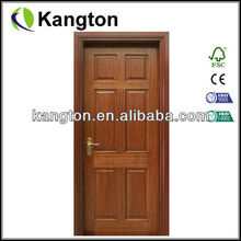 office solid wood intrnal doors simple design