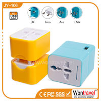 popular powerful universal travel adapter portable tablet travel adapter