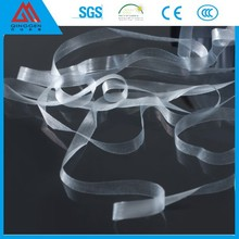 Shanghai elastic semi-transparent TPU tape for garment accessories