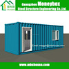 20ft Modified Prefab Used Shipping Container Houses