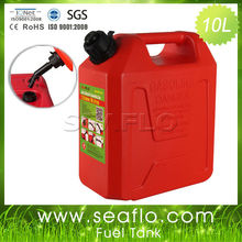 Plastic Gas Tank SEAFLO 10 Liter 2.6 Gallon Oil Storage Tank Made Of Polyethylene