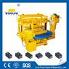 precast concrete hollow blockandamp;brick mchine QTJ4-30 Youju machinery group