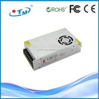 300W Constant Voltage fiber optic christmas tree power supply for led