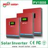Parallel 48V 5KVA 4000W Pure Sine Wave Solar Panel System Off Grid Solar Inverter