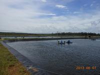 HDPE pond liner 0.75mm