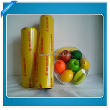 PVC cling wrap film for vegetable and fruit