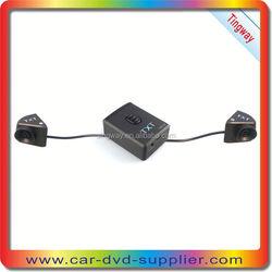 Waterproof digital camera/ rear camera car,blind spot assist system