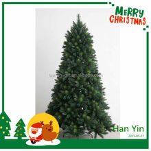 2015 new design hot sale holiday living christmas trees