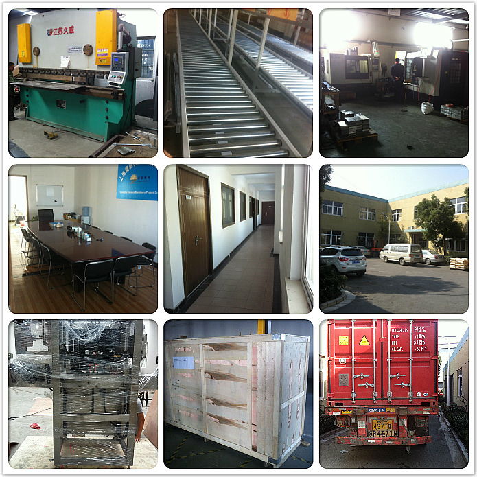 Factory&shipment