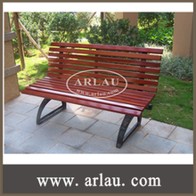 FW21 Special Designed Non Folding Bench Chairs on Metal Bench Legs