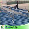 adjustable fixing bracket/aluminium rail clamps/50kw solar power systems