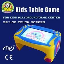 Kids table game machine intelligence kids learning machine Kids video learning machine